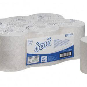 Бумажные полотенца Scott Essential 6691 США